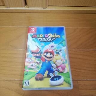 Nintendo switch 人気のマリオ!  マリオ ラビッ...