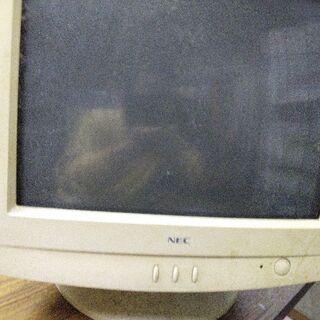 NEC CRTカラーディスプレイDV15A3