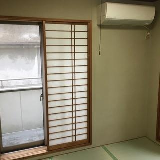 和室綺麗。畳のいい匂いで寝落ち。   北千住10分。