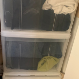 衣類など収納