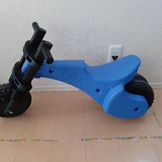 YBIKE ワイバイク ブルー