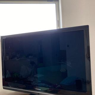【受け渡し決まりました】TOSHIBA 37インチ 液晶テレビ