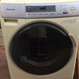 ドラム式 パナソニック 洗濯乾燥機