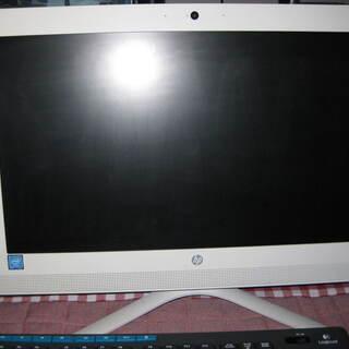 HP 一体型PC WIN10(アップグレード  19.5?20インチ?