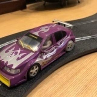 スロットカーレーシング1/32フォード
