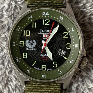 Kentex陸上自衛隊腕時計J-SOLARスタンダードモデルJGSDF