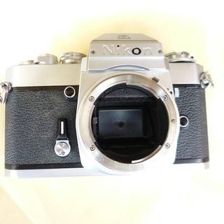 Nikon EL2 フイルムカメラ&レンズセット中古品