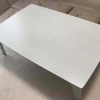 ニトリのこたつテーブル