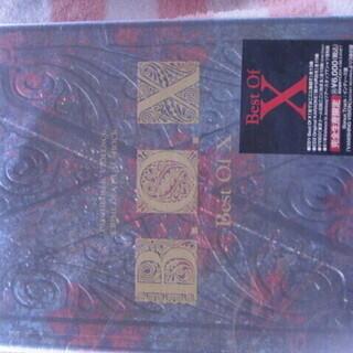 CDボックス ベストオブ・X 完全生産限定盤