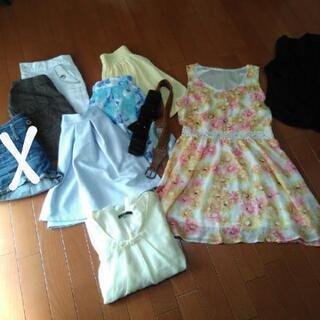 新品含むレディース衣類 10点セット 春夏服