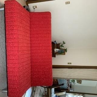 フランスベッド製ソファーベッド使用1年未満