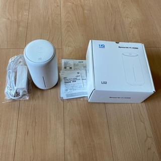【美品】au Speed HOME L02 Wi-Fi ホームルーター