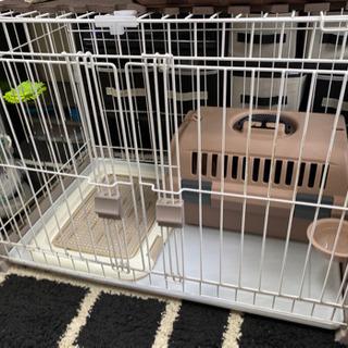 ペット ケージ サークル 犬