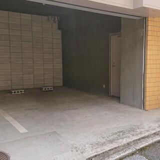 【希少!好立地!】月極駐車場(平置き、屋根有り、軽自動車のみ)