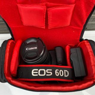 Canon キヤノン EOS 60D EF-S18-135 IS...