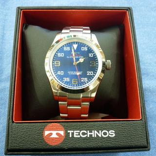 未使用 TECHNOS テクノス メンズ腕時計 T2486SN ...