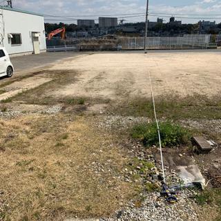 330坪事業用貸し土地 駐車場 堺市南区