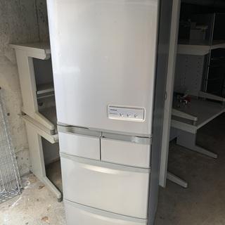 日立 5ドア冷蔵庫 415L 自動製氷機付き