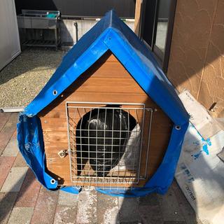 犬小屋、未使用品