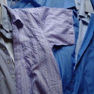 ワイシャツ Yシャツ 半袖 12枚セット サイズL41