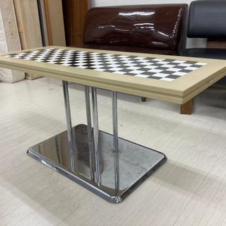【存在感のある机】センターテーブル