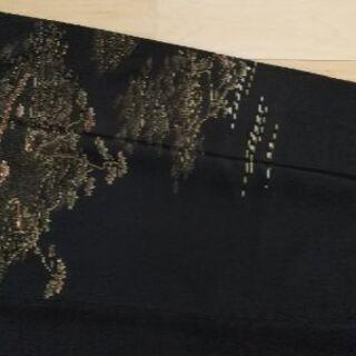 留袖 着物 正絹 松に波
