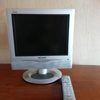 14型テレビ  地デジ非対応