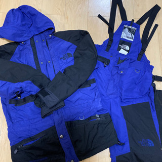 The North Face Steeptech セットアップ ...
