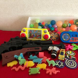 お話中です おもちゃ色々