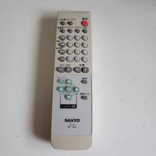 SANYO  テレビリモコン のみ