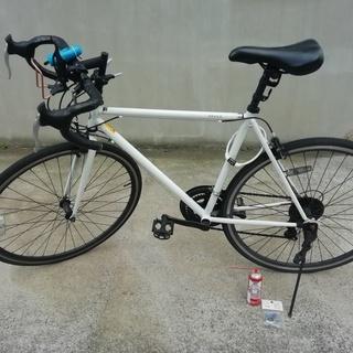 ロードバイク 700C シマノ14段変速 1年前購入