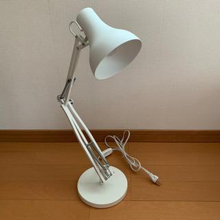 無印良品 アルミアームライト 電気 LED
