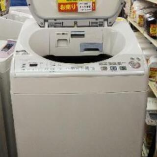 J089★6ヶ月保証★8K洗濯乾燥機★SHARP ES-TX82...