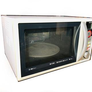 SHARP シャープ 電子レンジ オーブン 型番:RE-SD10-W