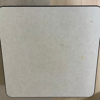 軽量・使いやすい 両面テーブル こたつ機能付き