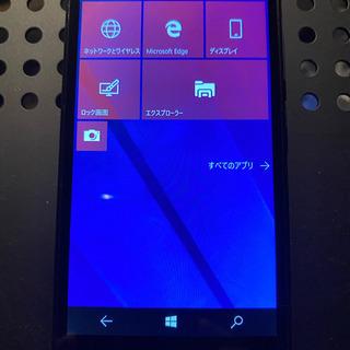 IPS5インチSIMフリースマホ Windows mobile10
