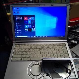【続快速】PanasonicレッツノートSX Core i5&S...