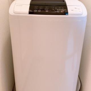 洗濯機(説明書付)