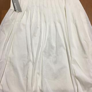 スカート未使用