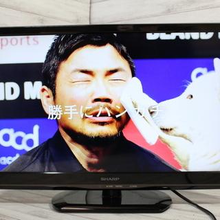 SHARP AQUOS 2014年製 24インチ液晶テレビ LC...