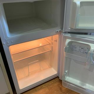 ▪️商談中▪️ 2009年製!2ドア冷蔵冷凍庫!国内製!