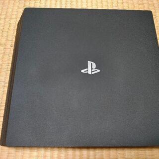 PS4 Pro本体 CUH-7000B 1TB