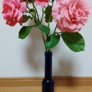 ピンクの薔薇( お値下げしました) これ以上お値下げ出来ま…