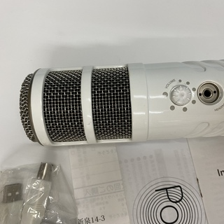 ◆RODE Podcaster USBマイク