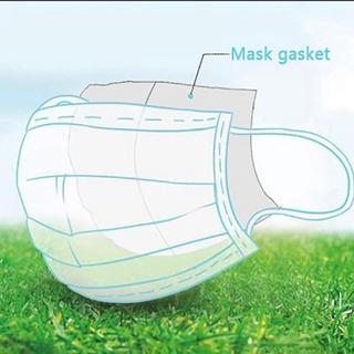 マスクのフィルター 100枚 マスクではありません 口紅・化粧の...