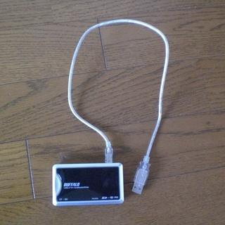 BUFFALO バッファロー USB2.0 カードリーダー MC...