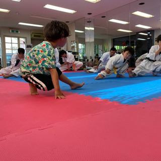 あの格闘技『K-1』グループ初の空手スクール!!!