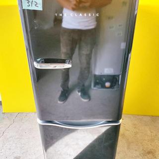 高年式‼️312番 DARWOO✨冷凍冷蔵庫✨DR-C15AB‼️
