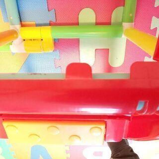 アンパンマン スッキリ!おかたづけブランコパーク - おもちゃ