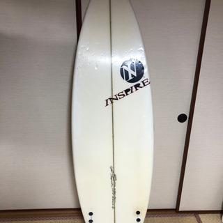 サーフボード 5'10